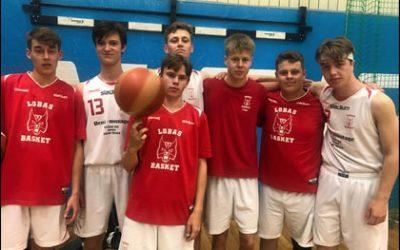 Lobas Basket pojkar 02/03