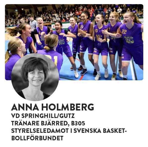 ANNA HOLMBERG GUTZ