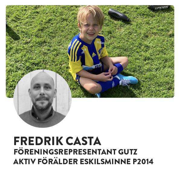 FREDRIK CASTA - GUTZ